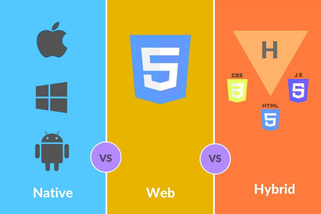 Native Hybrid Development - Web Development Resources